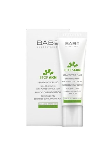 Babe Babe Stop AKN Keratolytic Fluid 30ml Renksiz